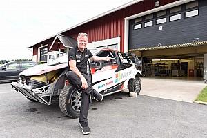 WRC 速報ニュース 【WRC】ワークスでも驚くほどコンパクト。トヨタのファクトリー訪問