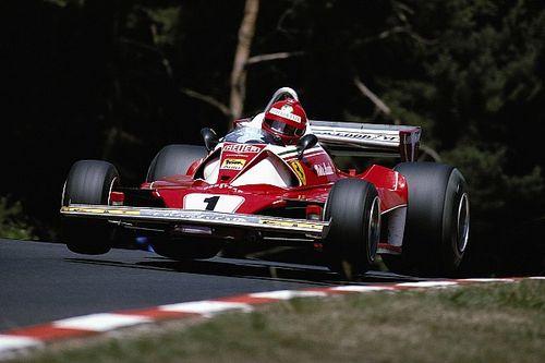 Le Ferrari F.1 mitiche: la 312 T2 dal rogo al secondo mondiale di Niki