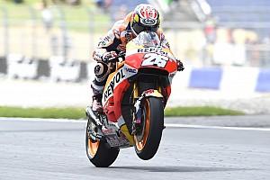 """MotoGP Noticias de última hora Pedrosa: """"Hay que seguir trabajando para mejorar el agarre detrás"""""""
