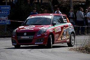 Suzuki Rally Trophy: scontro di vertice alla 101° Targa Florio Rally