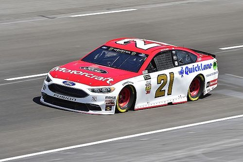 Blaney wins eventful first stage at Texas