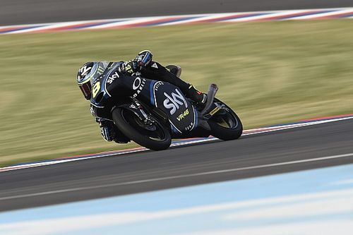 Bulega troeft Mir af in derde training Grand Prix van Argentinië