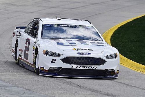 Keselowski tops Saturday morning Cup practice at Martinsville