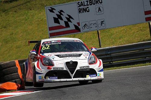 Borković and Colciago shares the honours in Austria
