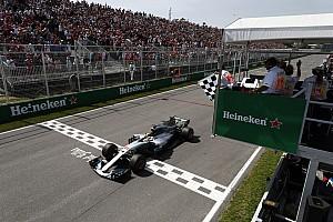 Fórmula 1 Crónica de Carrera Hamilton arrasa, Vettel sufre y Alonso roza los puntos en Canadá