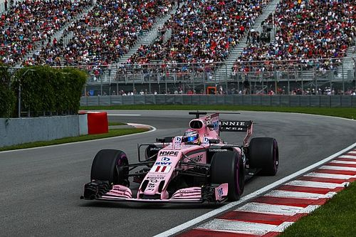 Latest Mercedes spec a boost for Force India, Williams