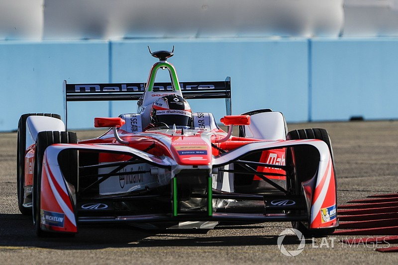Berlin ePrix: Rosenqvist passes di Grassi to grab maiden win