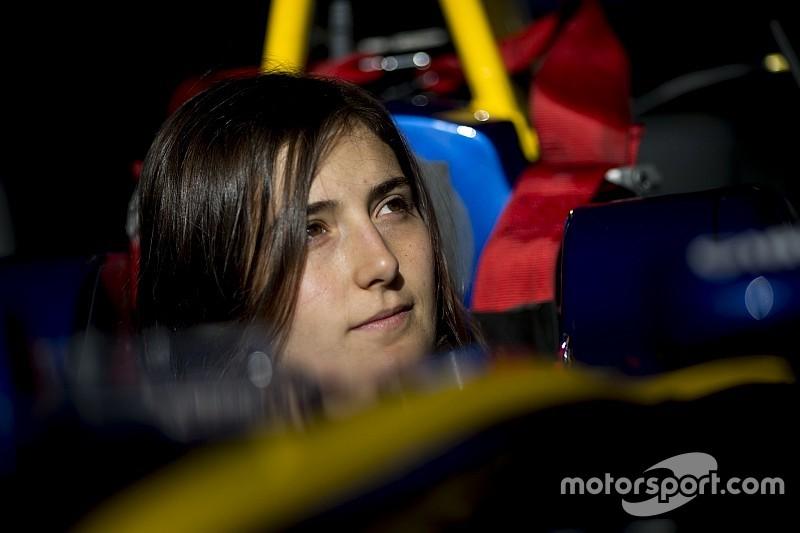 Calderón a moins de pression en GP3 grâce à Sauber