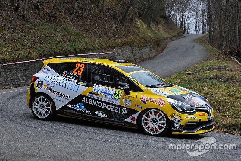 Trofei Rally Renault: di scena a Sanremo Twingo R1 e Clio R3T Top