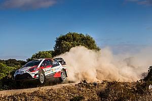 WRC 速報ニュース 【WRC】ラトバラ「もし表彰台に立つ事ができたならば上出来」/イタリア1日目
