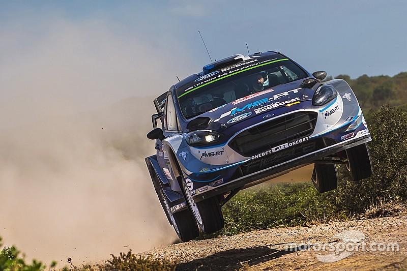 Première victoire en WRC pour Ott Tänak!