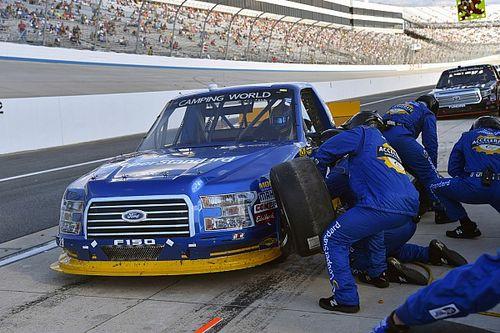 Keselowski looks for mercy following Truck team's mishap