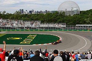 Какая погода ожидается на Гран При Канады