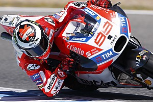 MotoGP Breaking news Lorenzo: Rear-brake use key to progress with Ducati