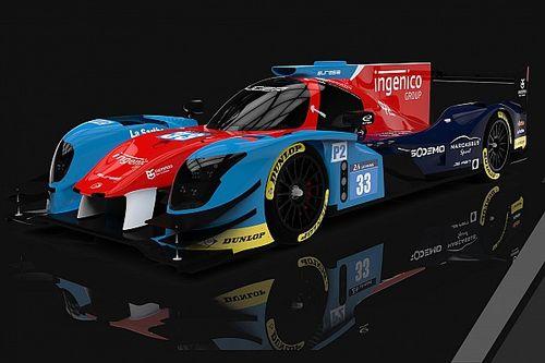 Eurasia konfirmasi susunan pembalap Le Mans 2017