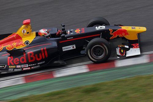 """Gaslyveut """"décrocher le titre"""" en Super Formula"""