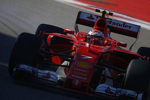 Ferrari: Raikkonen farà da tappo alle due Mercedes dopo il via?