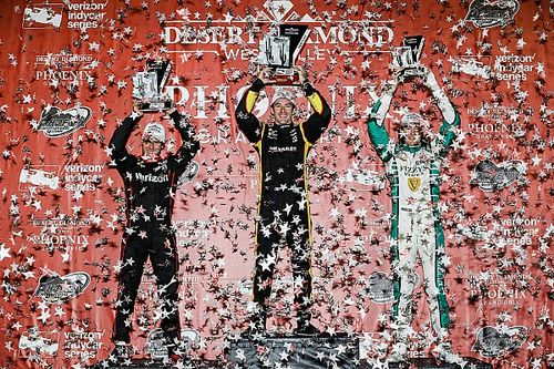 Hildebrand thrilled with first top-three finish for six years