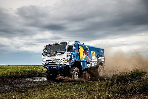 Silk Way Rally: Despres wins without playing his joker, Kamaz score a stage podium