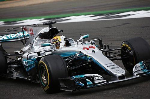 Stand: Hamilton nadert Vettel tot op een punt, Verstappen weer zesde
