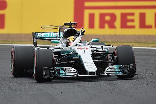 GP Gran Bretagna: Hamilton a una pole da Schumi, Ferrari seconda