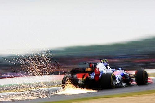 F1 sürücüleri, Britanya'da ilk virajda DRS kullanabilecek