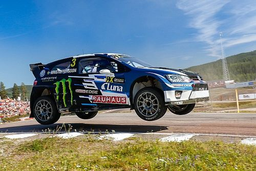 Sweden WRX: Kristoffersson leads Solberg after qualifying