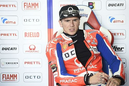 "Redding declares Sachsenring the ""worst race of my career"""