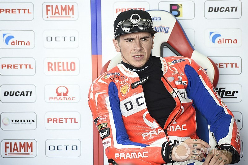 """Redding declares Sachsenring the """"worst race of my career"""""""