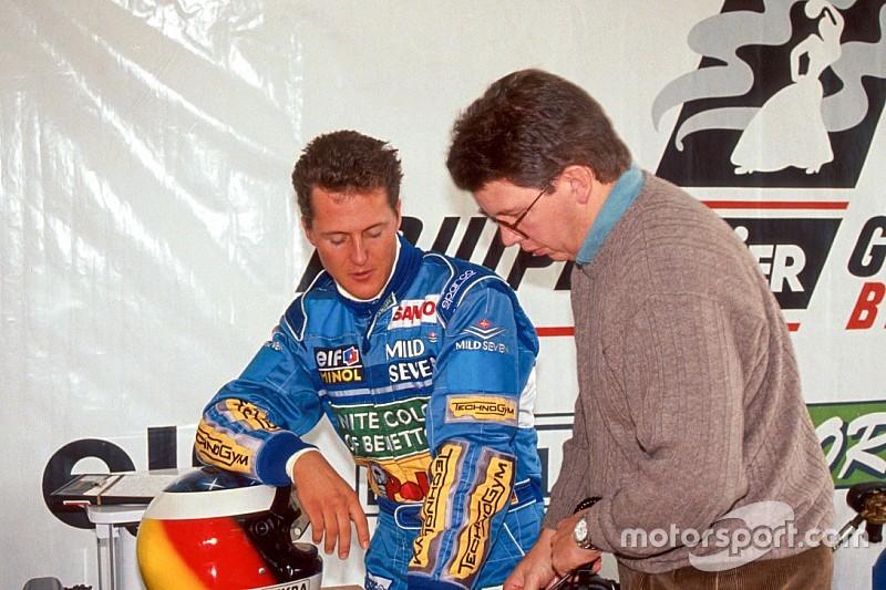 Ross Brawn: Wie er Michael Schumacher 1996 zu Ferrari folgte