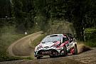 WRC Латвала не поверил в шансы Лаппи на титул 2018 года