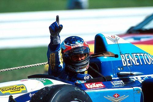 """Briatore: """"Schumacher dejó Benetton porque lo veía muy fácil"""""""