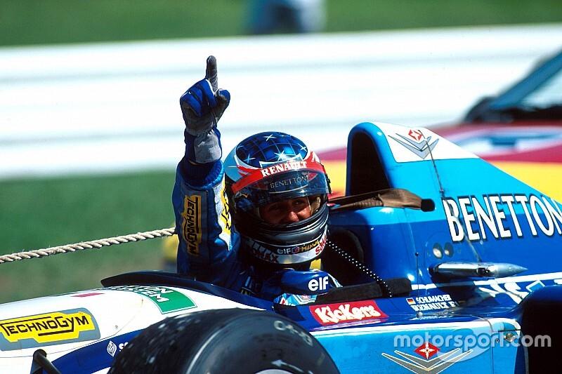 Briatore: Schumacher dejó Benetton porque quería reto de Ferrari