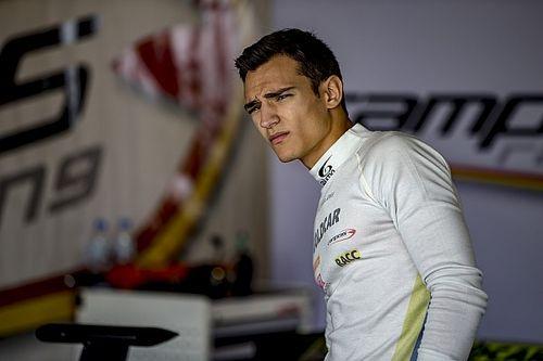 GP3 race winner Palou makes Japanese F3 switch