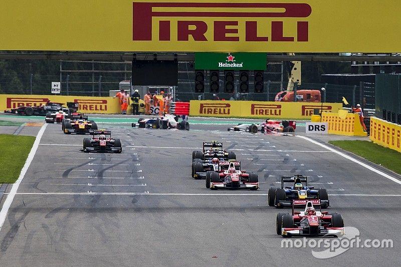 Хэмилтон: Сейчас Формула 2 зрелищнее Ф1, но так быть не должно