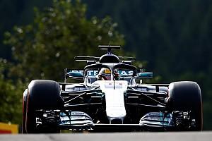 F1 Top List Así fue la prueba de Hamilton, Ericsson y Vandoorne con el Halo en Bélgica