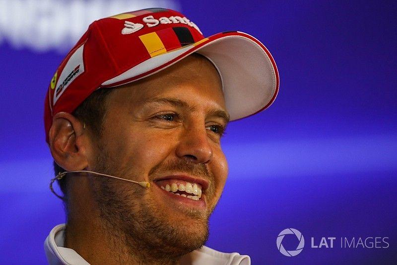 """Vettel: """"Tengo el mejor coche, ya no tememos ningún circuito"""""""