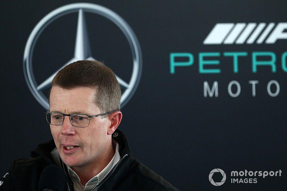 L'avenir du responsable moteur de Mercedes F1 n'est pas encore décidé