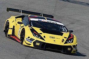Primi test stagionali per la Huracan GT3 del Raton Racing