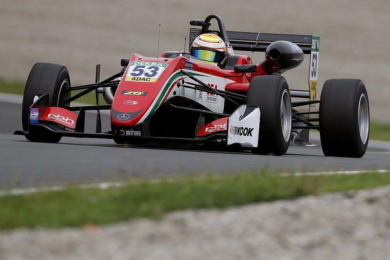 Zandvoort F3: Ilott wins Race 2, Norris takes points lead