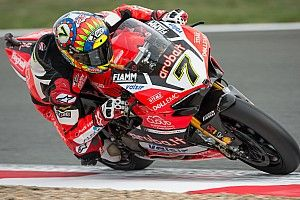 Magny-Cours WSBK: Davies wins Race 2, drama for Rea