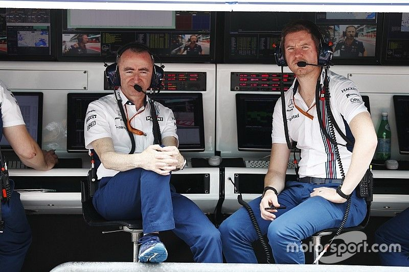 """Smedley departing Williams on """"great"""" terms - Lowe"""