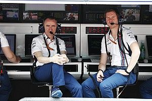 "Smedley departing Williams on ""great"" terms - Lowe"