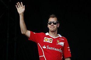 Malezya'da günün pilotu Vettel oldu