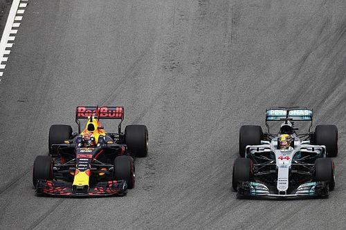 """Verstappen: """"Sabía que Hamilton tenía más que perder"""""""