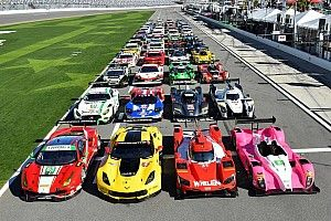 Motors TV to broadcast 16 hours of Rolex 24 live this weekend