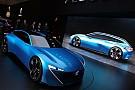 Le concept Peugeot Instinct à Genève