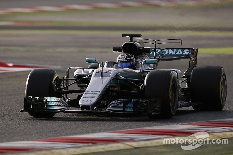 Mercedes reste concentré sur les longs relais