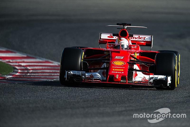 Barcelone, J7 - Ferrari et Vettel rêvent, Honda en plein cauchemar