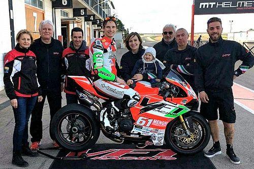 Fabio Menghi e la VFT Racing pronti per la wild card di Misano